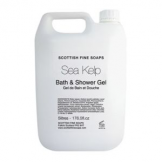 Sea Kelp 5 Litre Refills for 300ml Bottles - Bath & Shower Gel 5 Litre Refill (2 pcs)