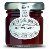 Tiptree Mini Jars - Brown Sauce (72 pcs)