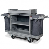 Ultra Housekeeping Trolley with 2 x 100L Bags