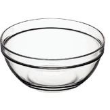 Arcoroc Chefs Glass Bowl 75mm