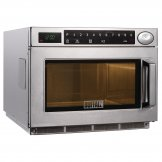 Buffalo Programmable Microwave Oven 1500W with Liner