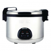 Buffalo Large Rice Cooker and FREE 25kg of Rice