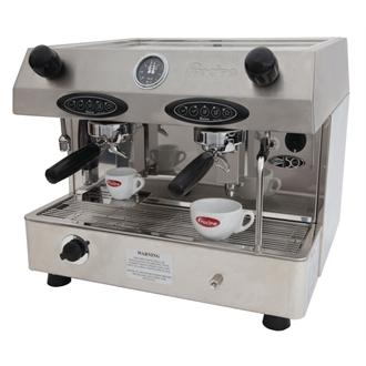 gas powered coffee machine