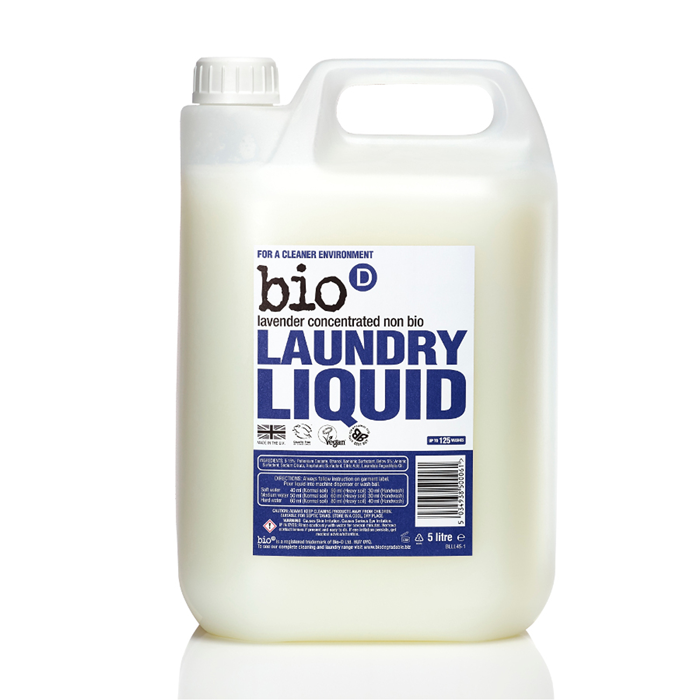 Bio D Laundry Liquid 5L (4 pcs)