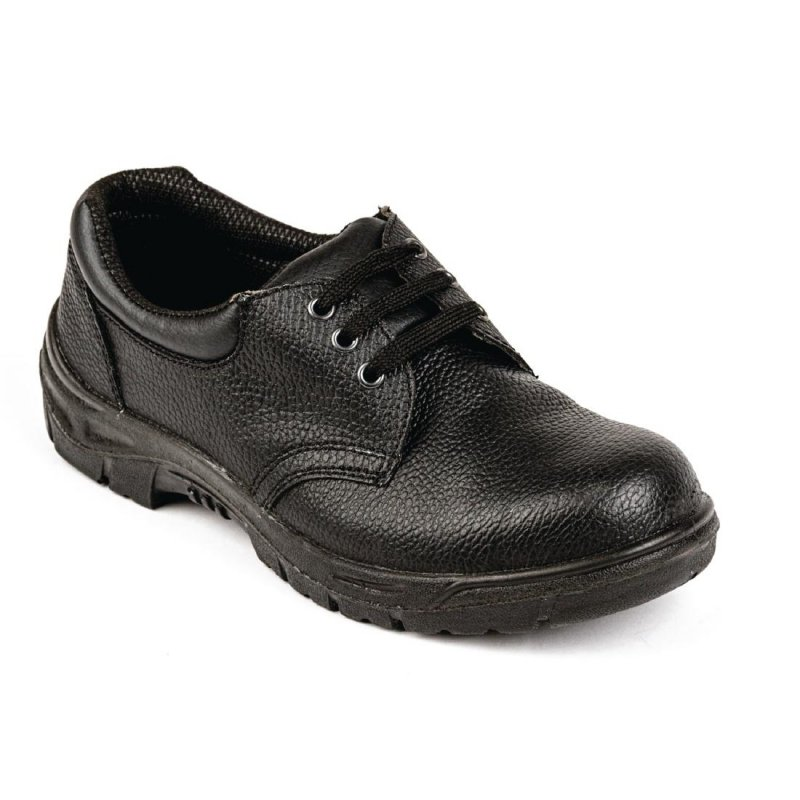 Slipbuster Unisex Safety Shoe Black 43