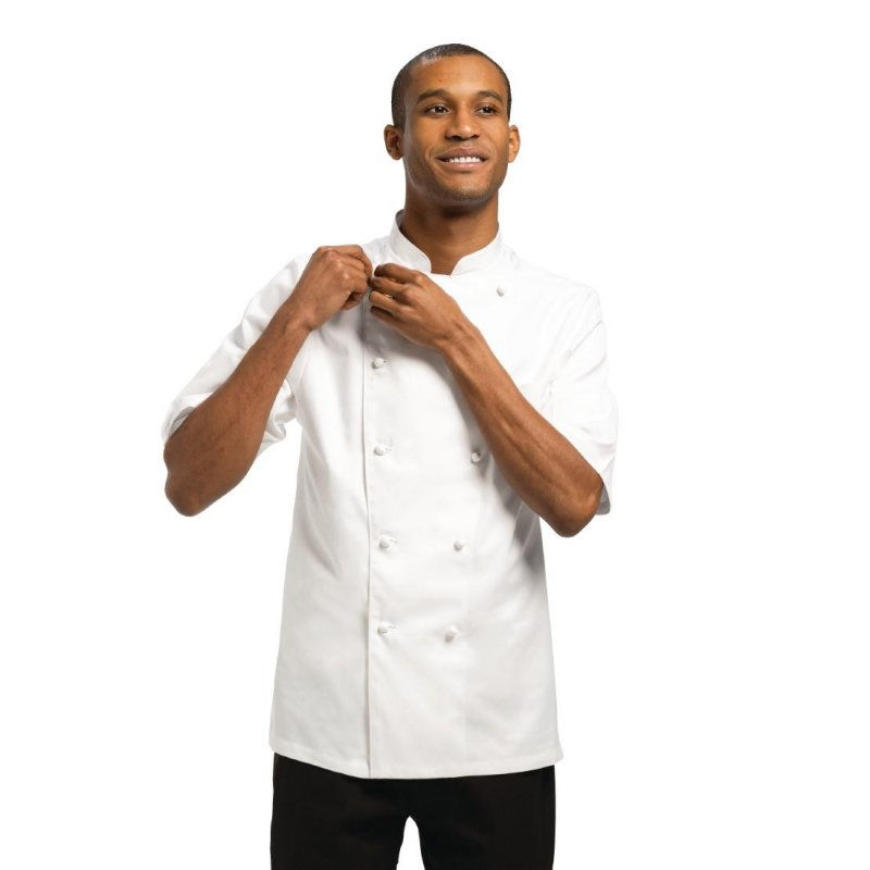 Chef Works Capri Executive Chefs Jacket White 42