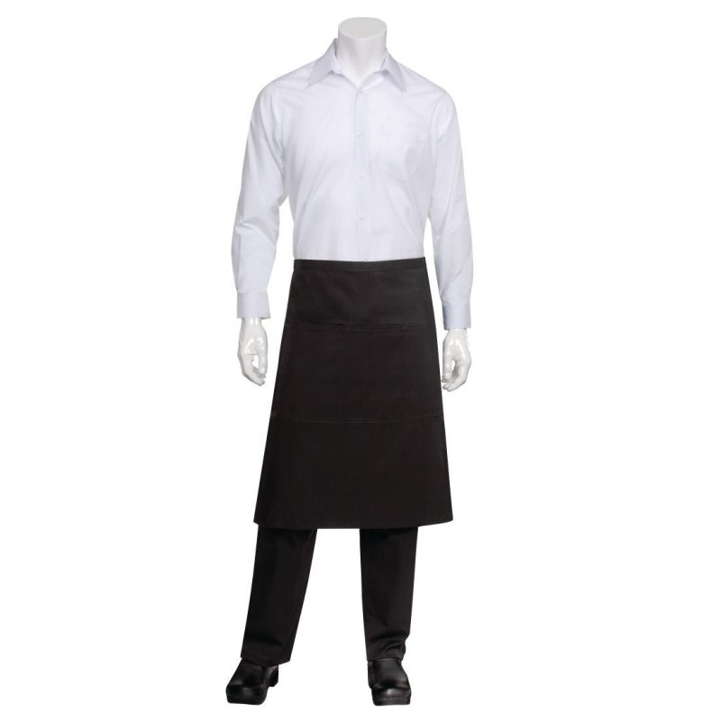 Chef Works Reversible Three Pocket Apron