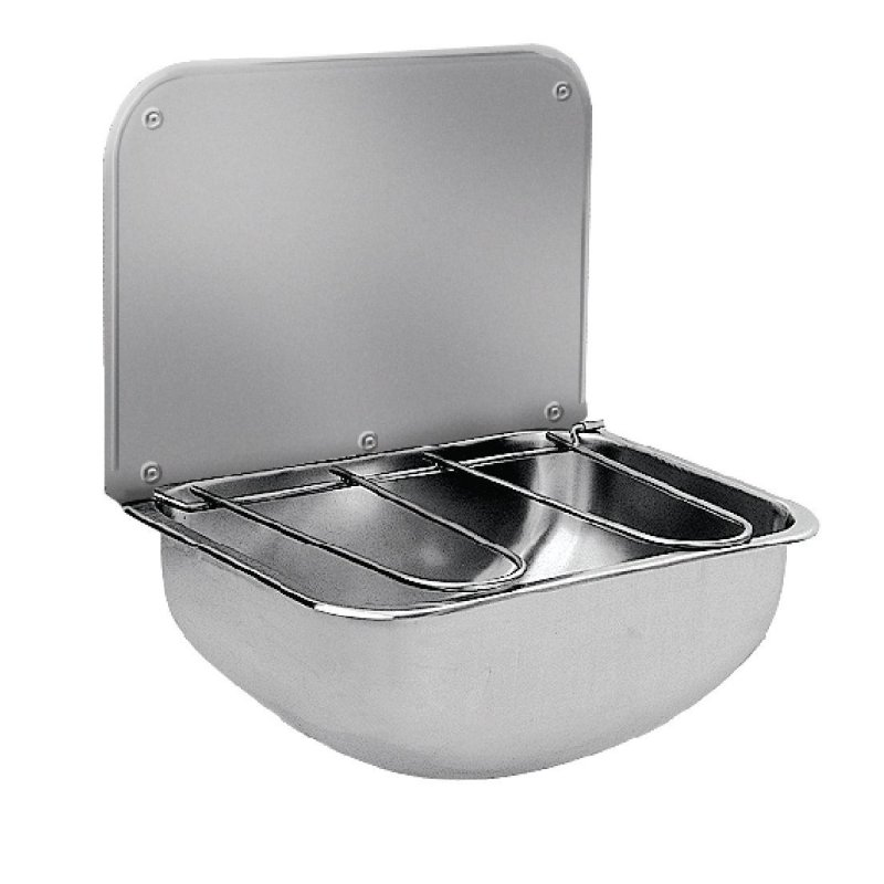 Franke Sissons Stainless Steel Wall Mounted Bucket Sink