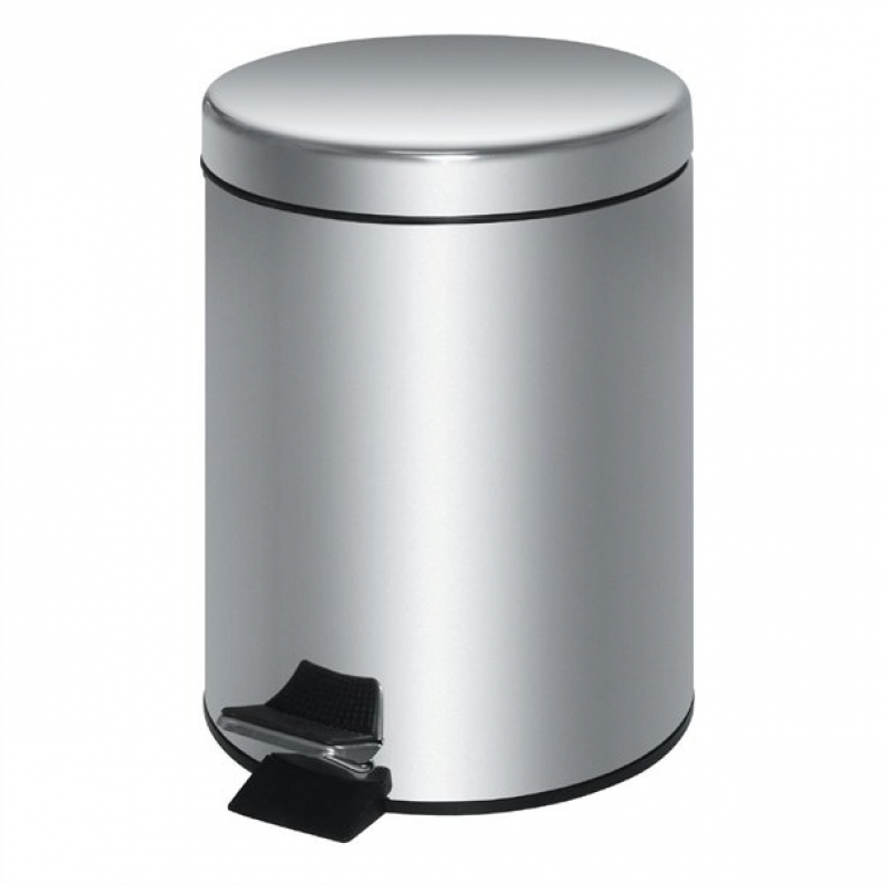 65Ltr Polypropylene Capacity Jantex Kitchen Pedal Bin White 65Ltr Material
