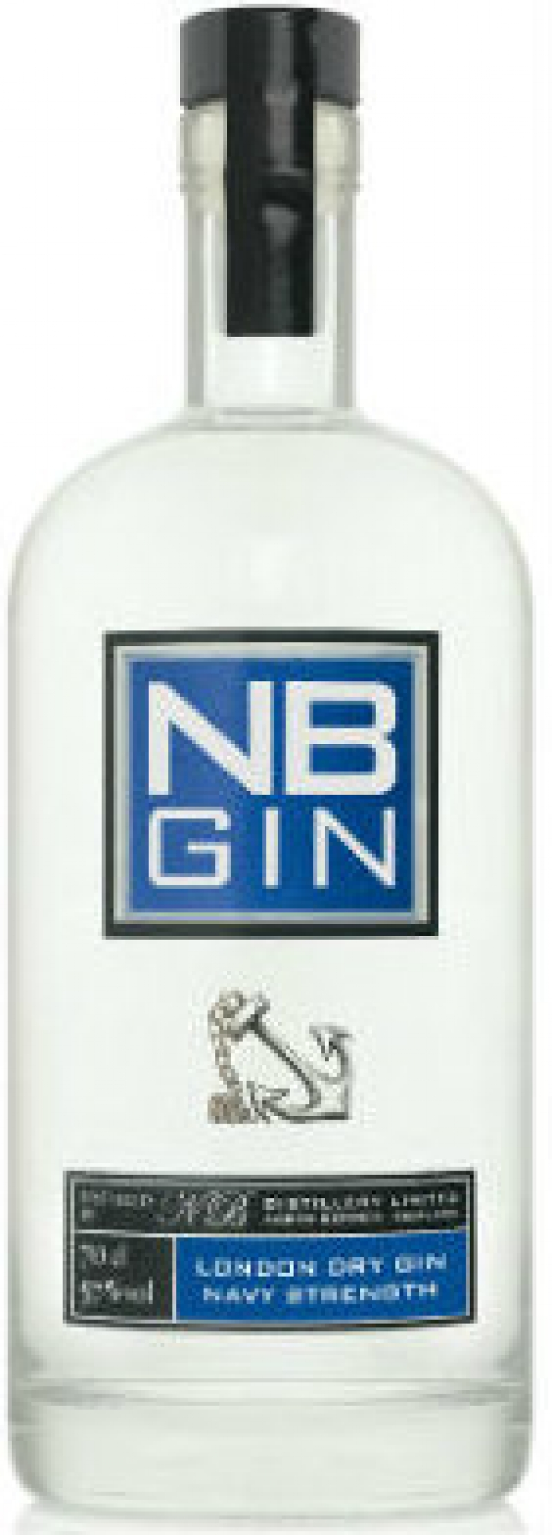 Image of NB - Navy Strength Gin
