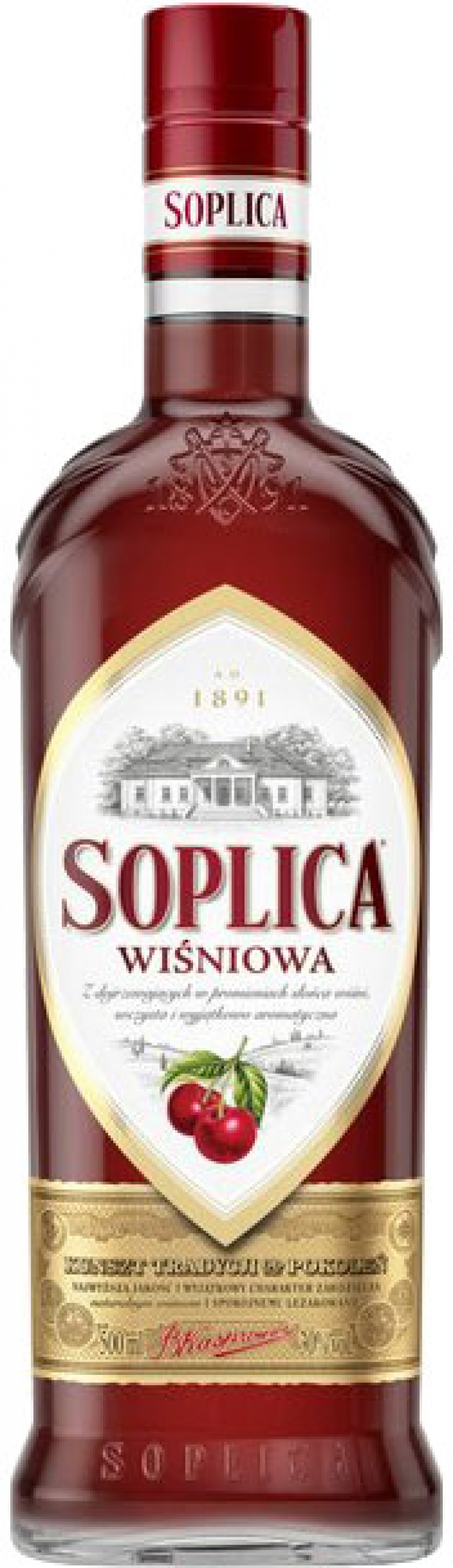 Soplica - Cherry (50cl Bottle)