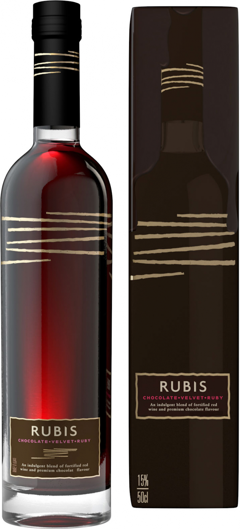 Rubis - Chocolate Wine (50cl Bottle)