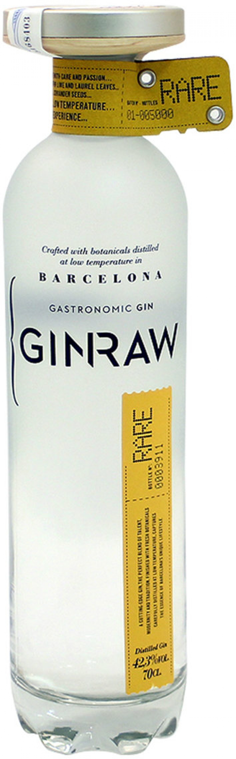 Image of Ginraw - Gastronomic Gin