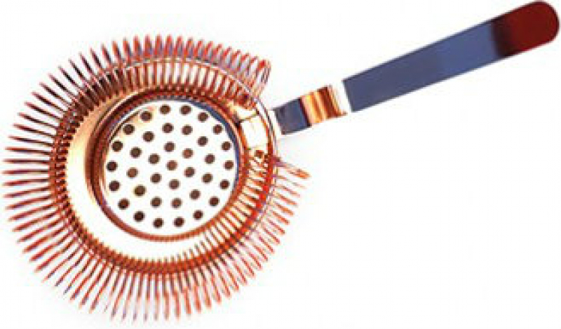 Image of Strainer - Copper Plated