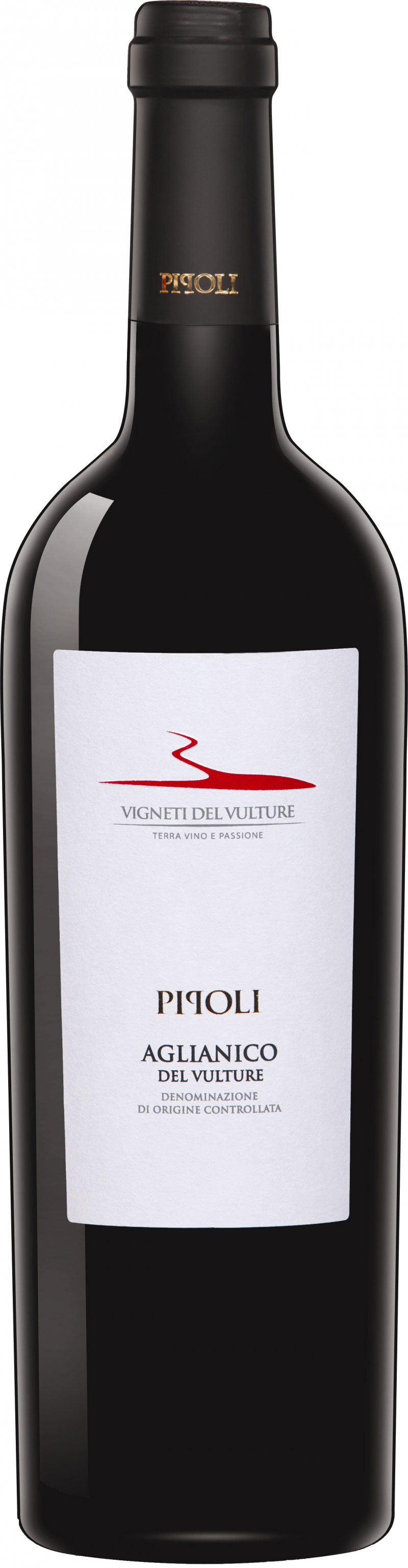 Vigneti Del Vulture - Aglianico del Vulture Pipoli 2018 (75cl Bottle)
