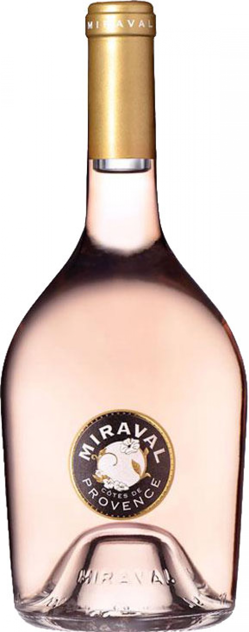 Chateau Miraval - Cotes de Provence Rose 2019 (75cl Bottle)