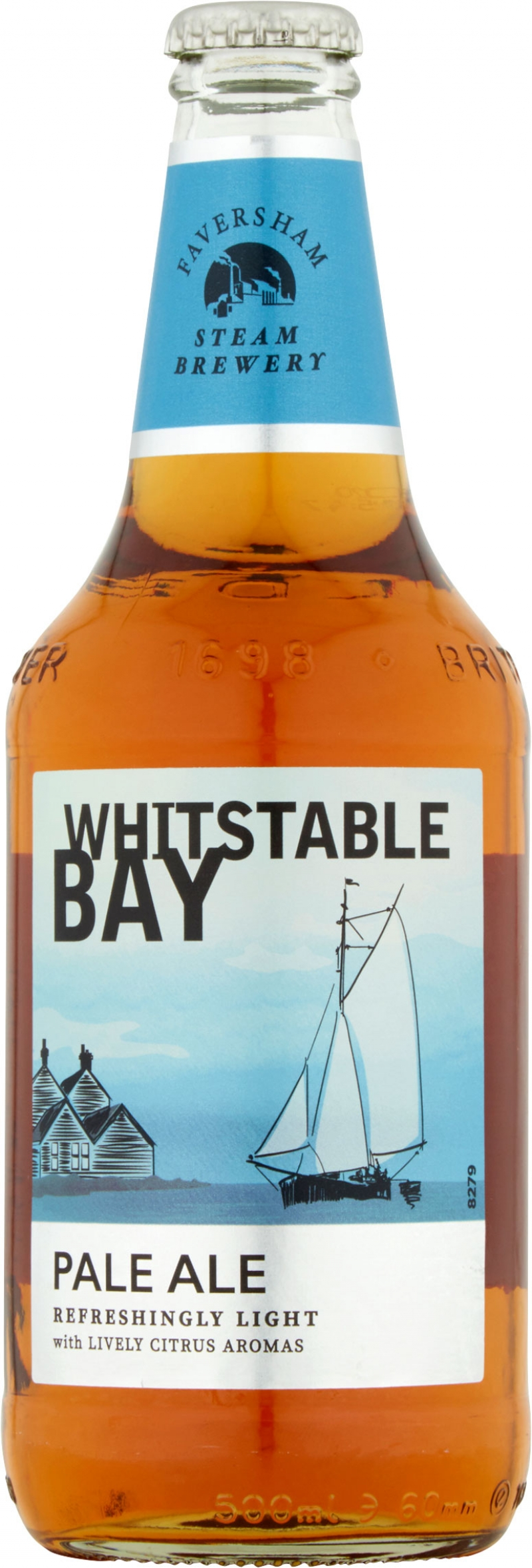 Whitstable Bay - Pale Ale (8x 500ml Bottles)