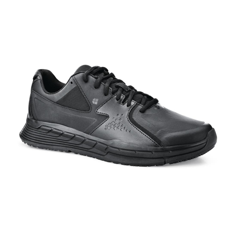 Shoes for Crews Stay Grounded Mens Trainer Size 46 BB166-46