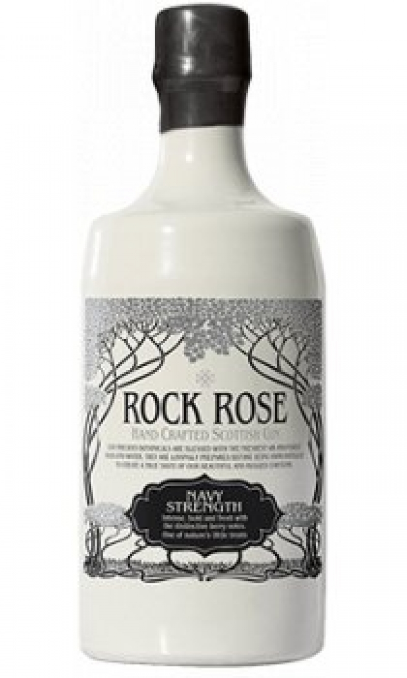 Image of Rock Rose - Navy Strength gin