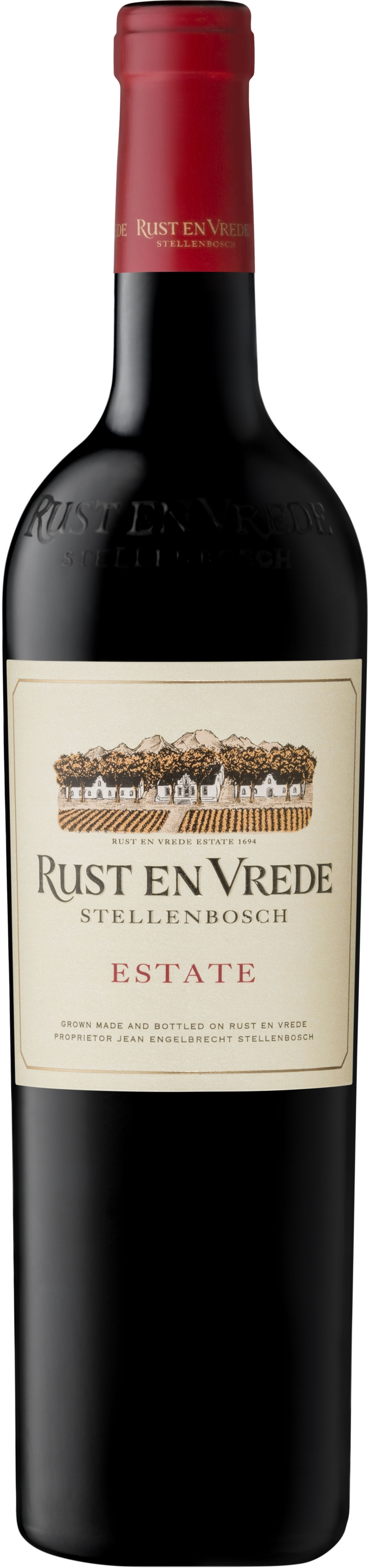 Rust En Vrede - Estate Wine 2018 (75cl Bottle)