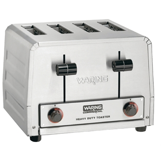Waring Commercial 4 Slice Toaster WCT805K