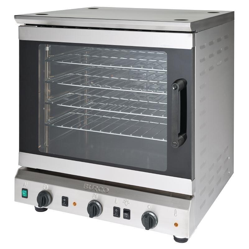 Countertop Glass Oven : Burco Countertop Convection Oven 98Ltr